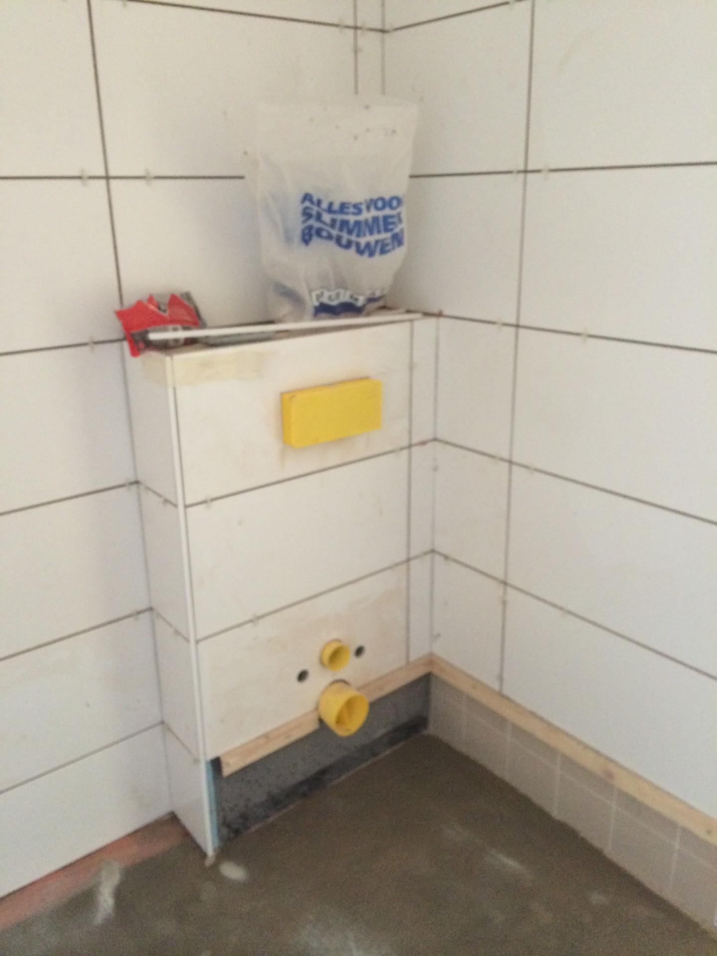 Badkamer renoveren - Klusjesman gezocht